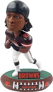 FOCO Kareem Hunt Cleveland Browns Baller Special Edition Bobblehead NFL