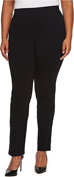 HUE - Plus Size Little Black Treggings