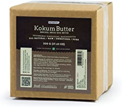 Keynote Kokum Butter (Natural, Raw, Unrefined & Non-Deodorized) 500 Grams