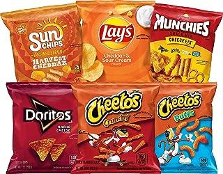 Frito-Lay Cheesy Mix Variety Pack, 40 Count
