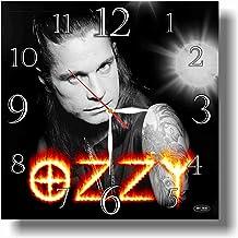 OZZY OSBOURNE 11.8'' 掛け時計 (オジー・オズボーン) あなたの友人やご家族のための最高のプレゼントです。...