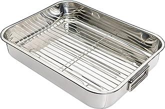 Kitchen Craft braadpan met roestvrij staal