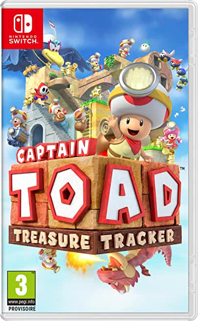 Captain Toad : Treasure Tracker Demo