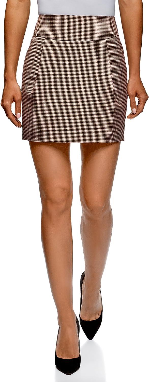 oodji Ultra Women's Short Skirt with Pockets