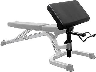 Valor Fitness EX-2 Preacher Curl Bench Attachment
