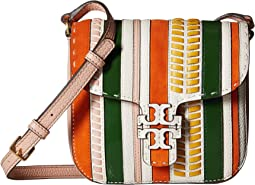 McGraw Pieced Stripe Crossbody