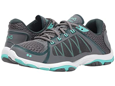 Ryka Influence 2.5 (Slate Grey/Rich Teal/Sunlight Teal) Women
