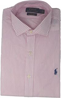 Polo Ralph Lauren Men's Solid Poplin Sport Shirt
