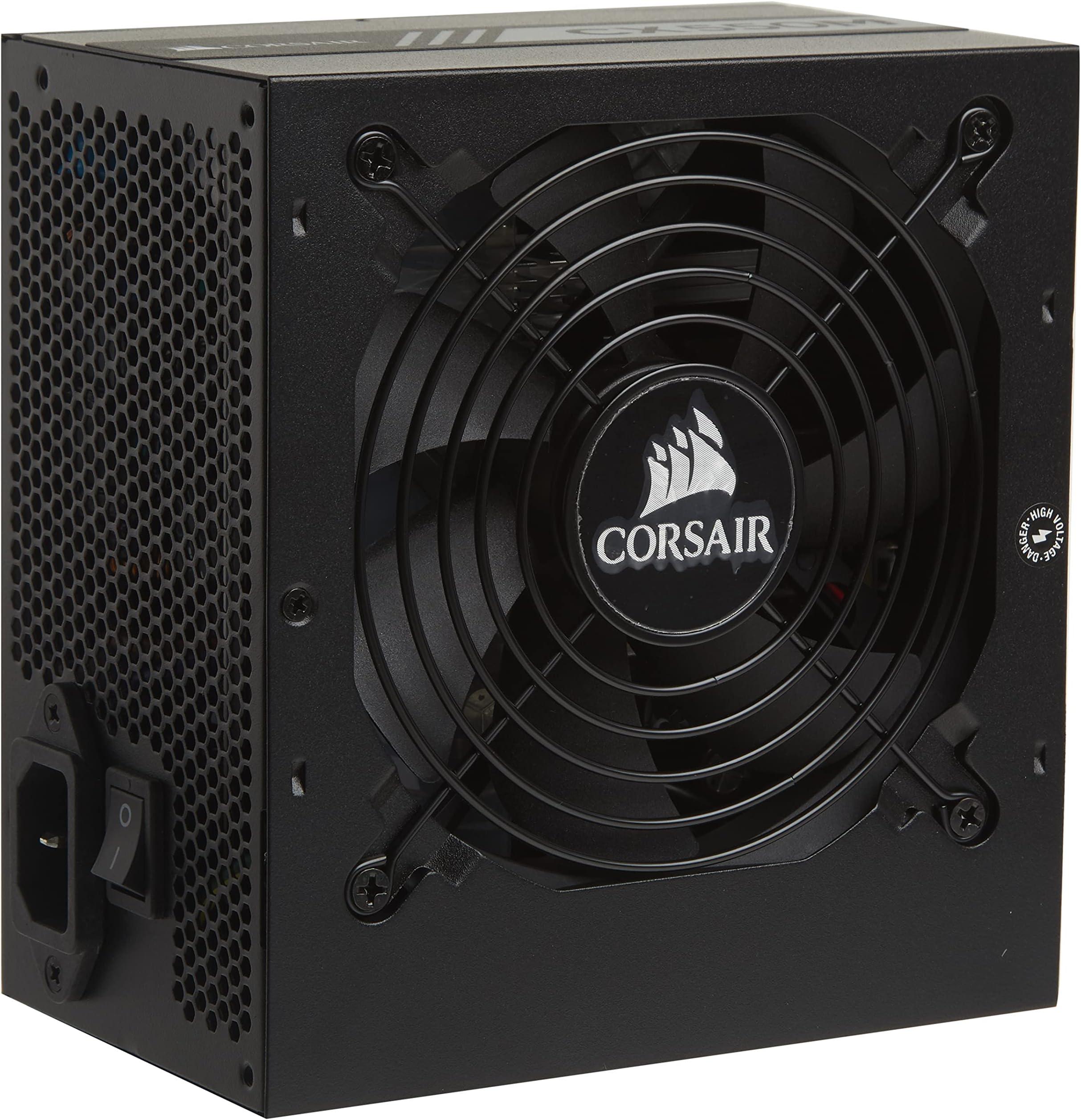 Corsair CX Series 550 Watt 80 Plus Bronze Certified Modular Power Supply (CP-9020102-NA)