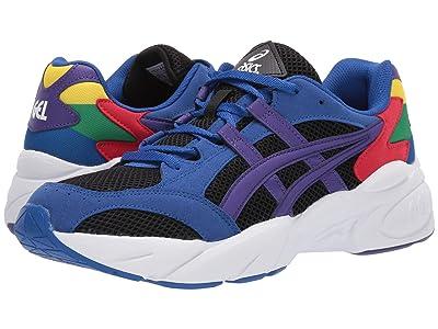 ASICS Tiger Gel-Bnd (Black/Gentry Purple) Men