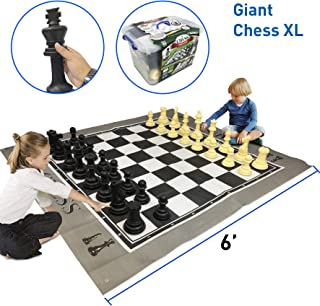 Best yard chess pieces Reviews