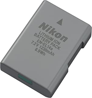 EN-EL14a Battery for Nikon Camera