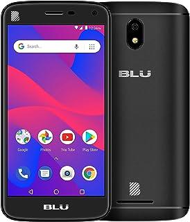 BLU Advance S50 -Unlocked LTE Smartphone, 16GB+1GB RAM -Black