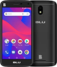 BLU Advance S50 -Unlocked LTE Smartphone, 16GB+1GB RAM...