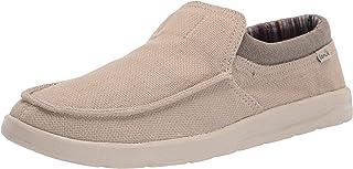 حذاء رجالي من Sanuk Hi Bro Lite من القنب