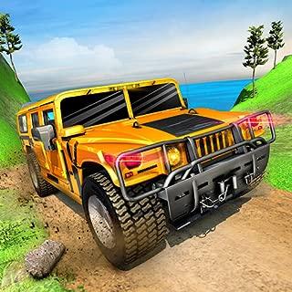 4X4 Offroad Mountain Driving 4 Wheel SUV Jeep Games Simulator