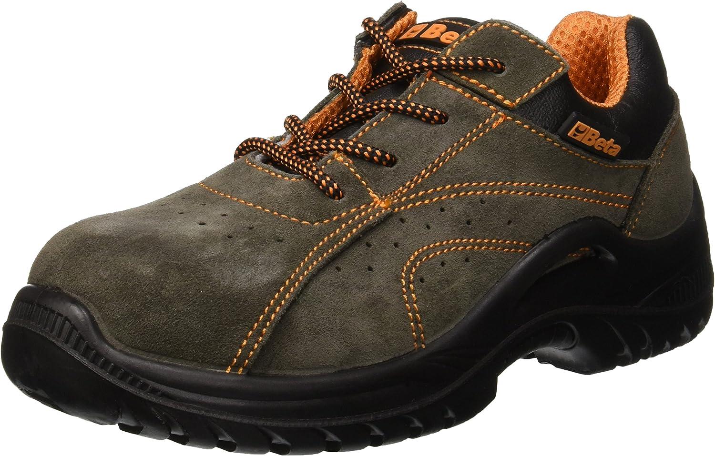 Beta Tools 7210BKK 36-Sapato perfurado