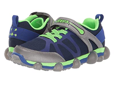 Stride Rite Leepz 3.0 (Little Kid) (Blue) Boys Shoes