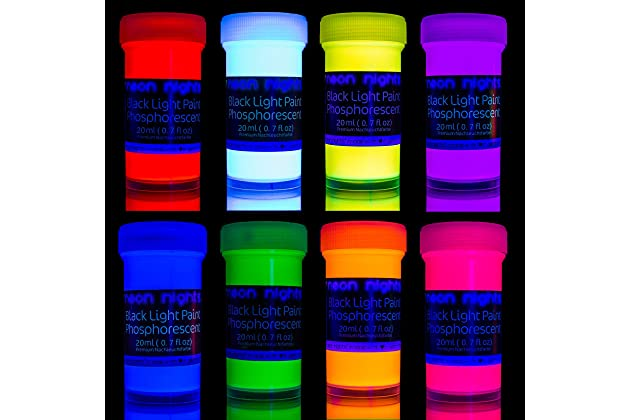 Glow In The Dark Paint For Outdoor Use.Best Enamel Paints For Glass Amazon Com