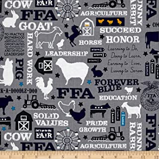 Best licensed ffa fabric wholesale Reviews