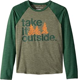 Outdoor Elements™ Long Sleeve Shirt (Little Kids/Big Kids)
