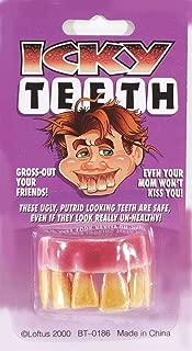 icky teeth