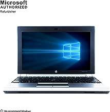 HP EliteBook 2170P 11.6 Inch Business High Performance Laptop Computer(Intel Core i5-3427U 1.8G,4G RAM DDR3,120G SSD,Windows 10 Professional)(Renewed)