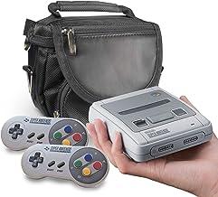 Orzly SNES Mini Travel Bag for Super Nintendo Mini Classic Edition (New 2017 Model Mini Version of Super NES) - Fits Conso...
