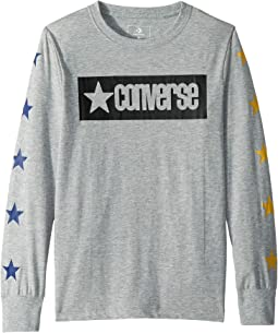 Vintage Star Long Sleeve Tee (Big Kids)