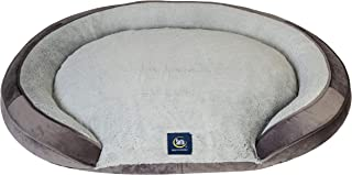 Serta Oval Couch Pet Bed