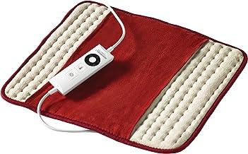 Sunbeam EP5000 Heat Pad,White/Red