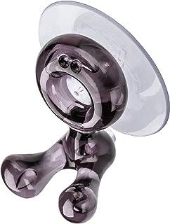 comprar comparacion Koziol Tommy - Soporte para cepillo de dientes, gris oscuro translúcido, 3.2 x 4.7 x 5.7 cm