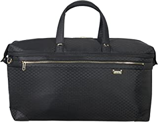 SAMSONITE Uplite Duffle 55 Expandable, 48/66L - 0.9 KG Travel Duffle, cm, 48 liters, Black (Black/Gold)