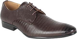 San Frissco حذاء بدون كعب كاجوال للرجال / بدون كعب / حذاء بدون كعب / نمط ديربي / حذاء مفتوح للرجال
