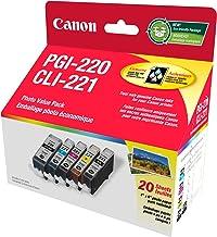 Canon PGI-220/CLI-221 Combo Pack