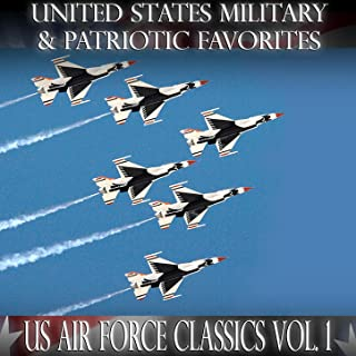 Wild Blue Yonder (The US Air Force Song)