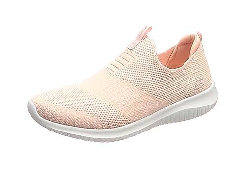 espada bañera gorra  Skechers Ultra Flex-First Take 12837, Zapatillas sin Cordones para Mujer:  Amazon.es: Zapatos y complementos