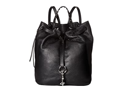 Rebecca Minkoff Blythe Backpack (Black) Backpack Bags