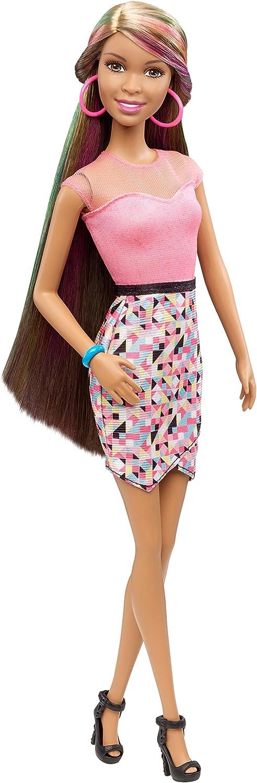 Barbie Rainbow Hair Nikki Doll