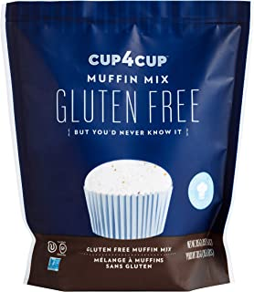 Cup4Cup Muffin Mix, 0.85 lbs