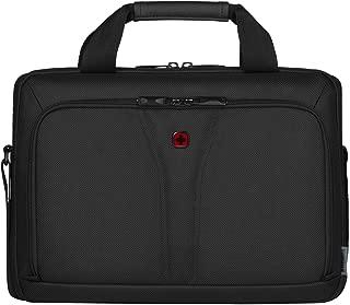 """Wenger 14"""" Laptop Briefcase with Tablet Pocket, Black 606461"""