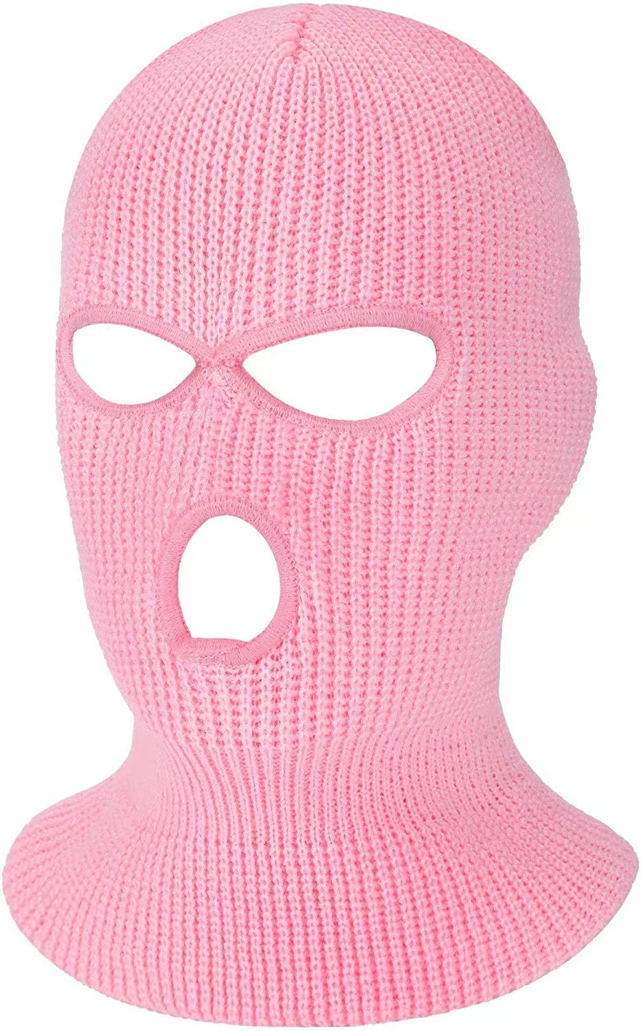 3-Hole Memphis Mall Beanie Face Mask Knit-Men Ski-Warm Women Branded goods and