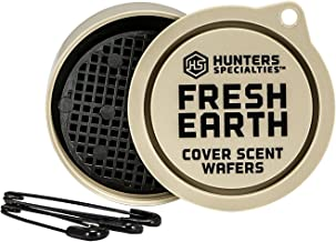 Fresh Earth Scent Wafers Cover Scent Wafers Hunting Accessories