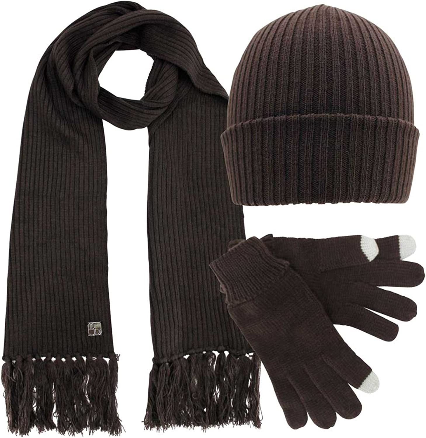Game Roblox scarf gloves Knitted hat Christmas gift set Roblox plush keep warm neckerchief Soft Shawls Wraps Unisex Scarves touch gloves Wool cap