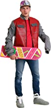Back to The Future Marty Mcfly Jacket Fancy Dress Costume Medium