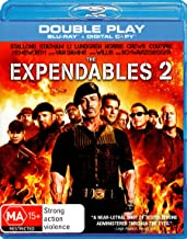 The Expendables 2 | NON-USA Format | Region B Import - Australia