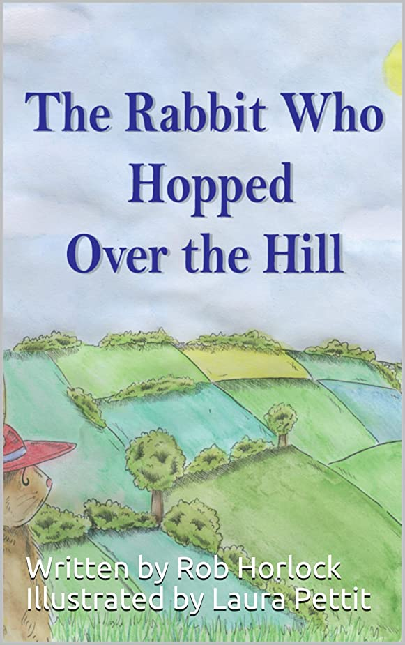 ワークショップ透けるメタルラインThe Rabbit Who Hopped Over the Hill (Creature Teachers - early readers Book 5) (English Edition)