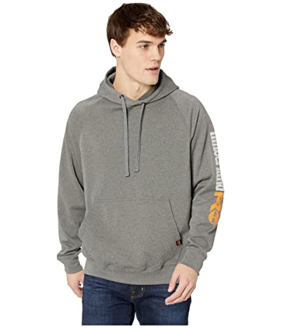 Timberland PRO Hood Honcho Sport Pullover (Dark Charcoal Heather) Men