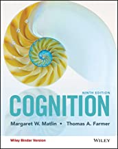 Cognition, 9th Edition