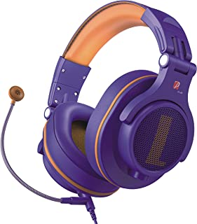 $34 » Sponsored Ad - Prosonic DJ2XG Headsets with Boom Mic, Office Wired Over Ear Headphones for Business Meeting Skype Zoom Cal...
